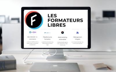 Avis Les formateurs Libres: la meilleure alternative à Clickfunnels, LearnyBox et Systeme io
