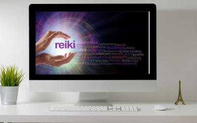 Créer un site internet de praticien Reiki